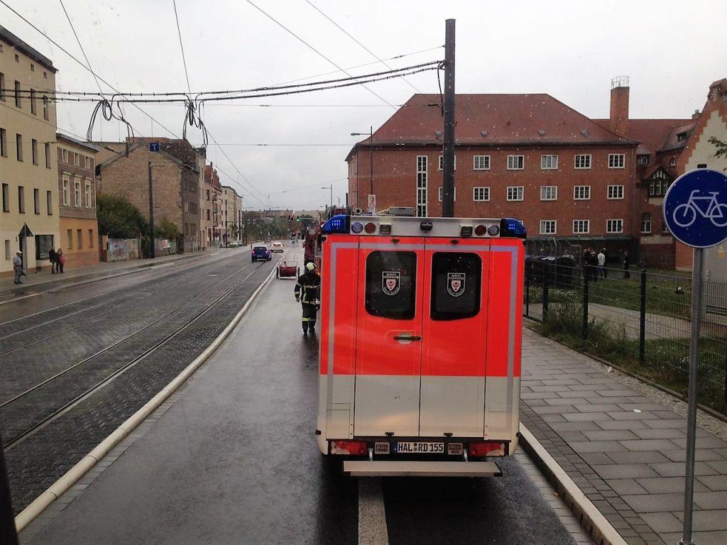 Einsatz Böllberger Weg