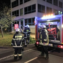 01.11.2017 - Einsatz Grenzstraße