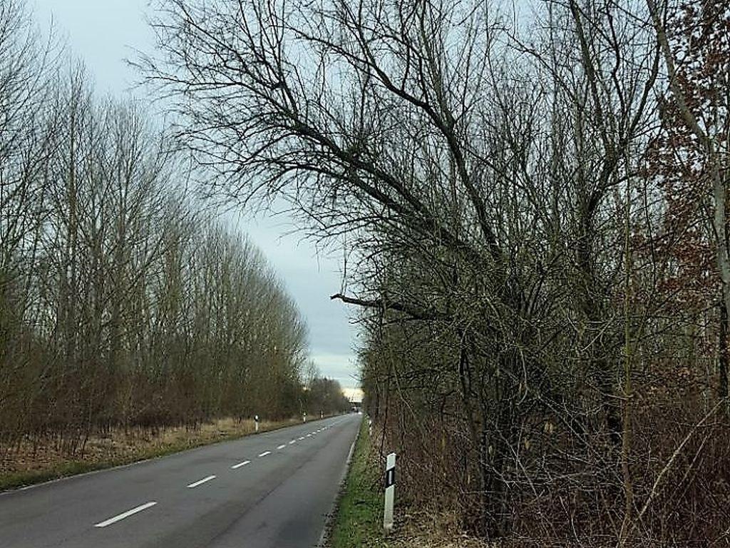 Einsatzstelle Wallendorfer Straße