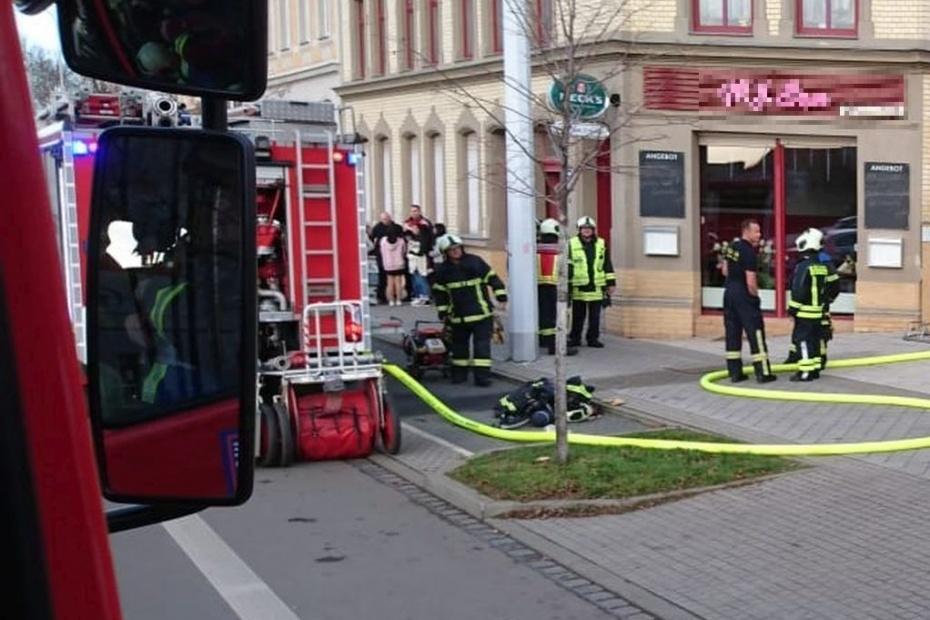 Einsatz Beesener Straße