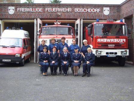 Frauengruppe - Juni 2008